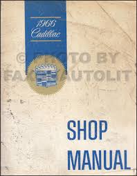1966 cadillac cd rom repair shop manual body manual u0026 parts book