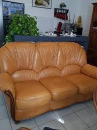 vend canapé vend canapé en cuir rians 83560 vente canapé fauteuil occasion