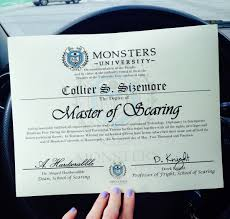 free downloadable monsters university degree future