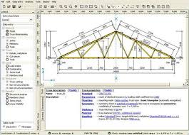 structural design software truss design software truss analysis