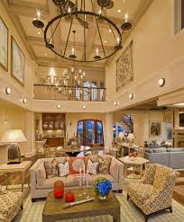 chandelier high ceiling dining room contemporary with metropolitan