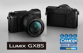 lumix gx85 4k camera wins if design award panasonic australia blog