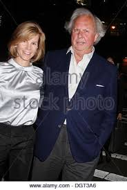 Vanity Fair Photo Editor Graydon Carter And Anna Scott Editor In Chief Of Vanity Fair