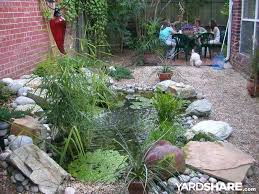 landscaping ideas u003e super small yard now has an in ground spa