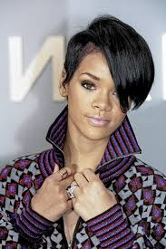 latest rihanna short hairstyle hairstyle picture magz