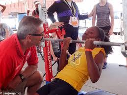 Jr Weight Bench Set Aau Junior Olympic Games U003e News U003e Article Detail