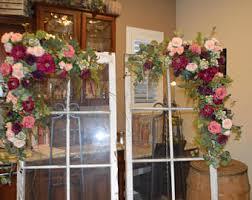 wedding arches on wedding arch etsy