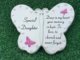 special butterfly grave memorial ornament graveside