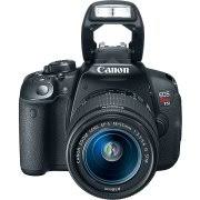 amazon black friday t5i canon black eos rebel t5i digital slr with 18 megapixels and 18