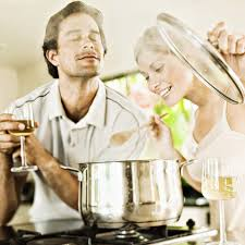 amour dans la cuisine les français préfèrent faire la cuisine que faire l amour