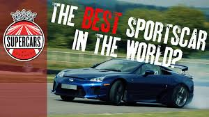 lfa lexus 2016 lexus lfa and more thrashed on track by ben collins youtube