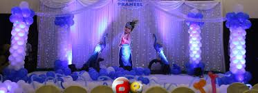 Balloon Decoration For Birthday At Home by Birthday Party Balloons Decoration Ideas Registaz Com Home