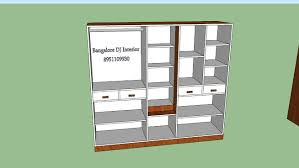 wardrobe inside designs wardrobe inside design 3d warehouse