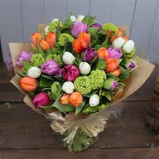 beautiful bouquet of flowers collection beautiful bouquet of tulips