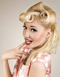 Frisuren Anleitung Rockabilly by Rockabilly Frisuren Up Kleider 50er Jahre Look