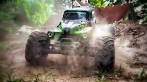 rc monster truck videos jam rc car ff volt chrome new monster truck grave digger videos