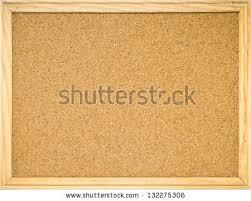 color shot brown cork board frame stock photo 132275306 shutterstock