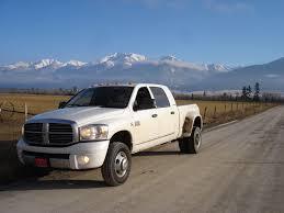 Dodge Ram Dually - finally got the new truck home rock chips mega dually fenders