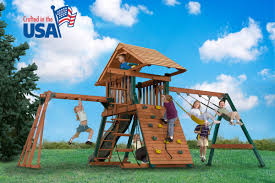 backyard playset monkey bars home outdoor decoration