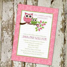 vintage owl baby shower invitations owl baby shower invitations baby shower decoration ideas