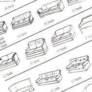 Upholstery Yardage Chart Yardage Charts Archives Fabric City Inc