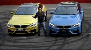 cost of bmw car in india bmw m3 and m4 coupe launched in india priced at rs 1 20 cr rs