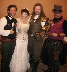 10 ways to steampunk ify your halloween huffpost