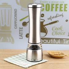 stainless steel manual salt pepper mill 10 43 online shopping