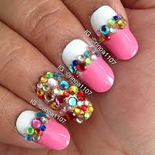 55 best nails bling nails images on pinterest bling nails