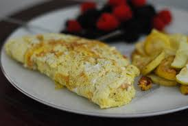 Cooking Cottage Cheese by Cottage Cheese Omelet Humorous Homemaking
