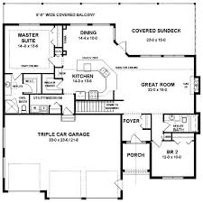 1500 Square Foot Ranch House Plans 74 Best Houses Images On Pinterest House Floor Plans Small