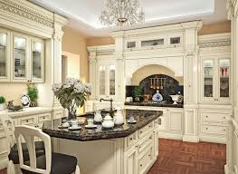 the best examples of luxury kitchen chandelier design