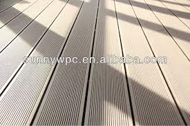 eco deck white decking plastic wood plank flooring view plastic