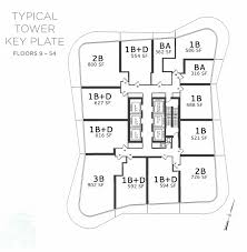 floor plan key 11 wellesley floor plan
