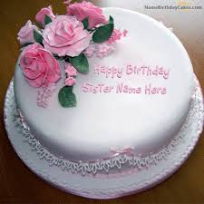 birthday cake for sister hd image inspiration of cake and