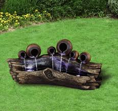 garden outdoor fountains to spice up your backyard the soothing blog