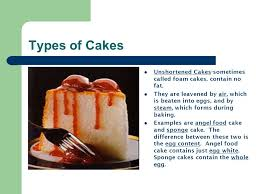 cakes fillings and frostings ppt video online download