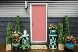 Spring Decorating Ideas For Your Front Door 9 Ways To Spruce Up Your Outdoor Space For Spring Hgtv U0027s