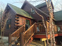 luxury log cabin style family ski lodge 15 minutes from sunday
