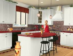 kitchen countertops with white cabinets ideas 152 furniture ideas red kitchen countertops with white cabinets ideas image 11 of 12