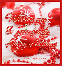 graphics for wishing you happy holidays graphics www