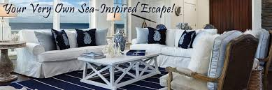 Coastal Decorating Coastal Living Decor Gorgeous Coastal Decor With Touches Of Blue