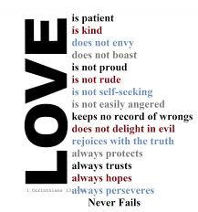 origin of the word love love is patient love is kind u201d bible verse analysis owlcation
