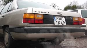 1980 audi 5000 for sale audi 5000s 88r 2 3 5 cylinder sound u s a for sale
