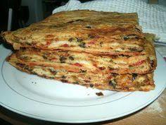 recette de cuisine choumicha msemmen farcis aux poivrons choumicha cuisine marocaine