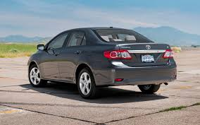 nissan sentra or toyota corolla 2011 toyota corolla reviews and rating motor trend