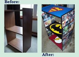 comic books mod podge and paint cool crafts pinterest