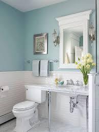 Small Bathroom Color Schemes Best 25 Blue Bathrooms Ideas On Pinterest Blue Bathroom Paint