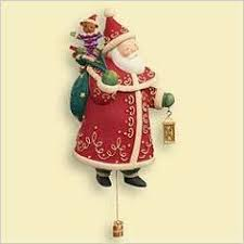 santa claus is comin to town guitar musical ornament ornament