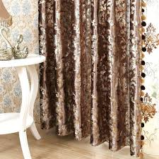 Blue And Gold Curtains Curtain Brown And Gold Curtains Shades Tailored Curtain Pair X